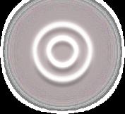 decorative target