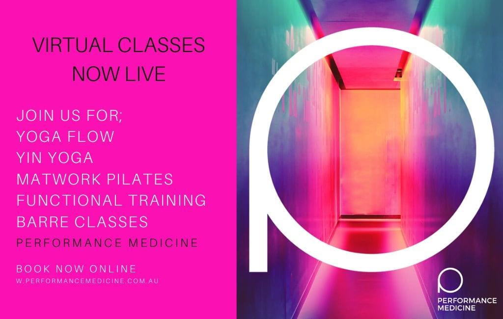 Online Classes Launch!